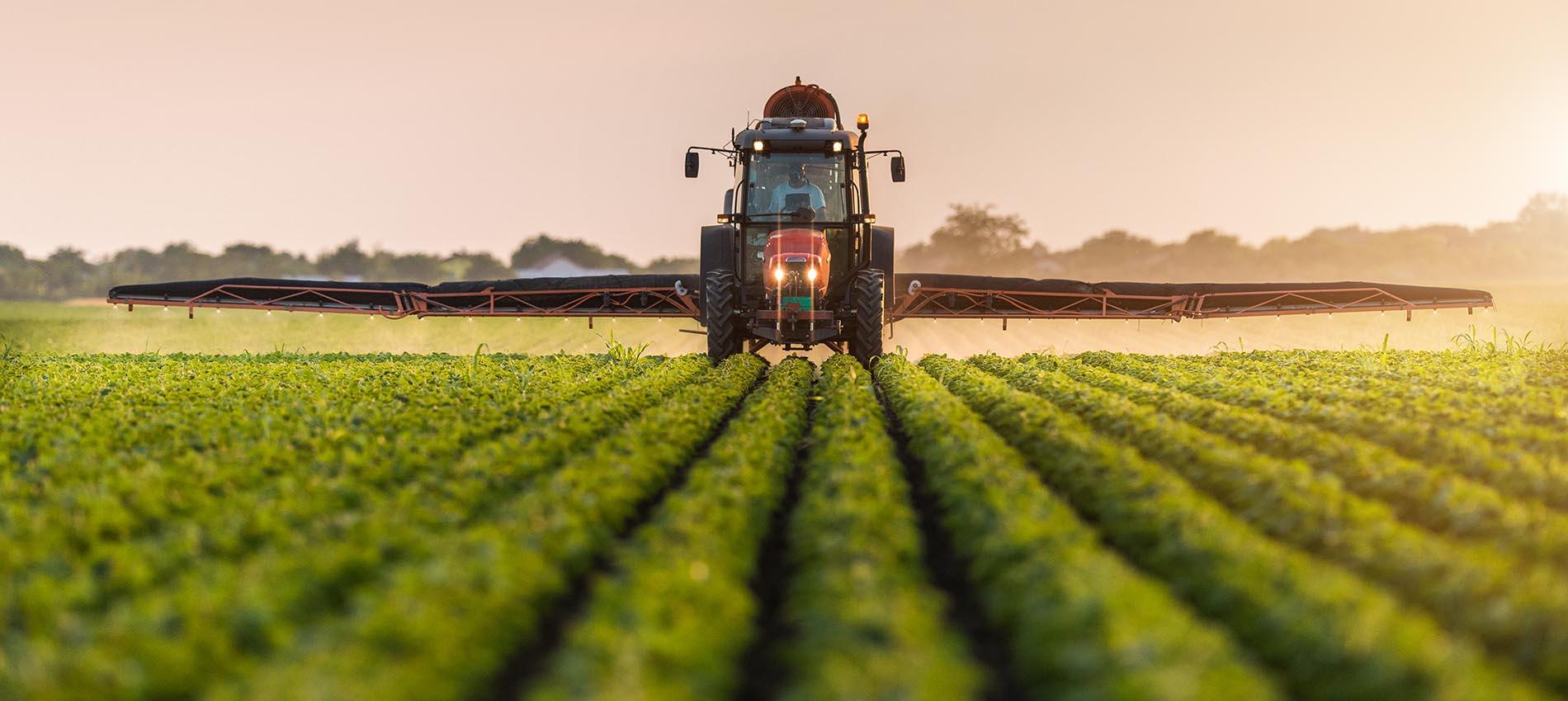 Over dode landschappen, boeren en landbouw gif