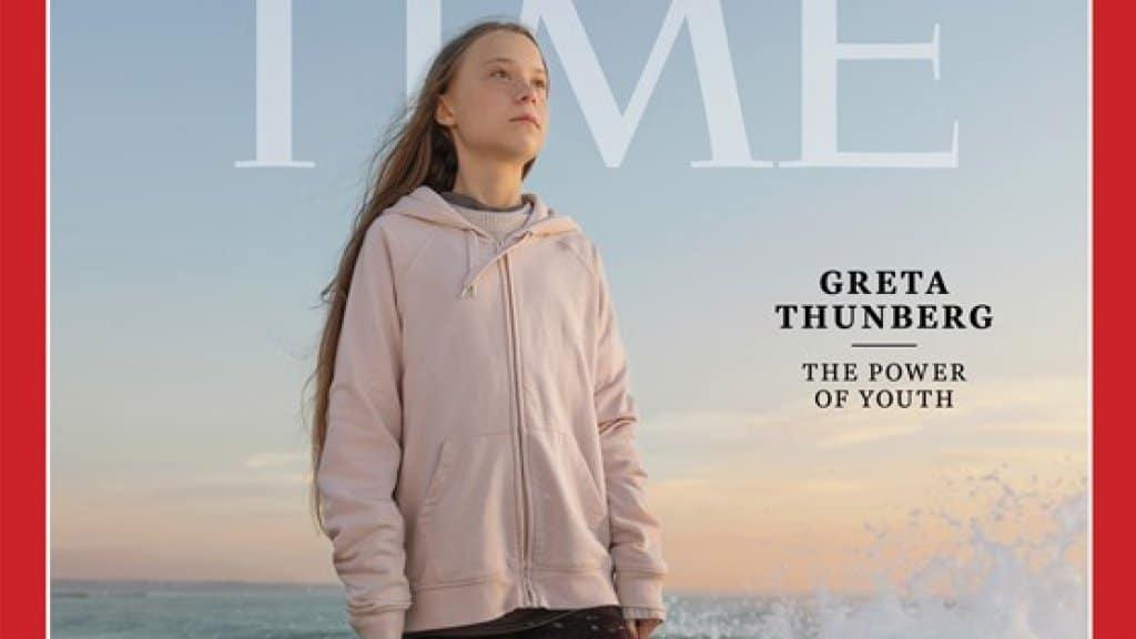 Nieuwe titel voor onze jongste klimaatstrijdster