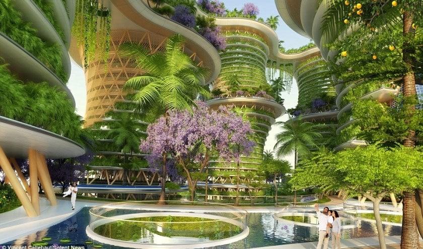 Groene steden een hele klus