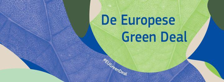 Europese  green deal maakt EU in 2050 klimaatneutraal