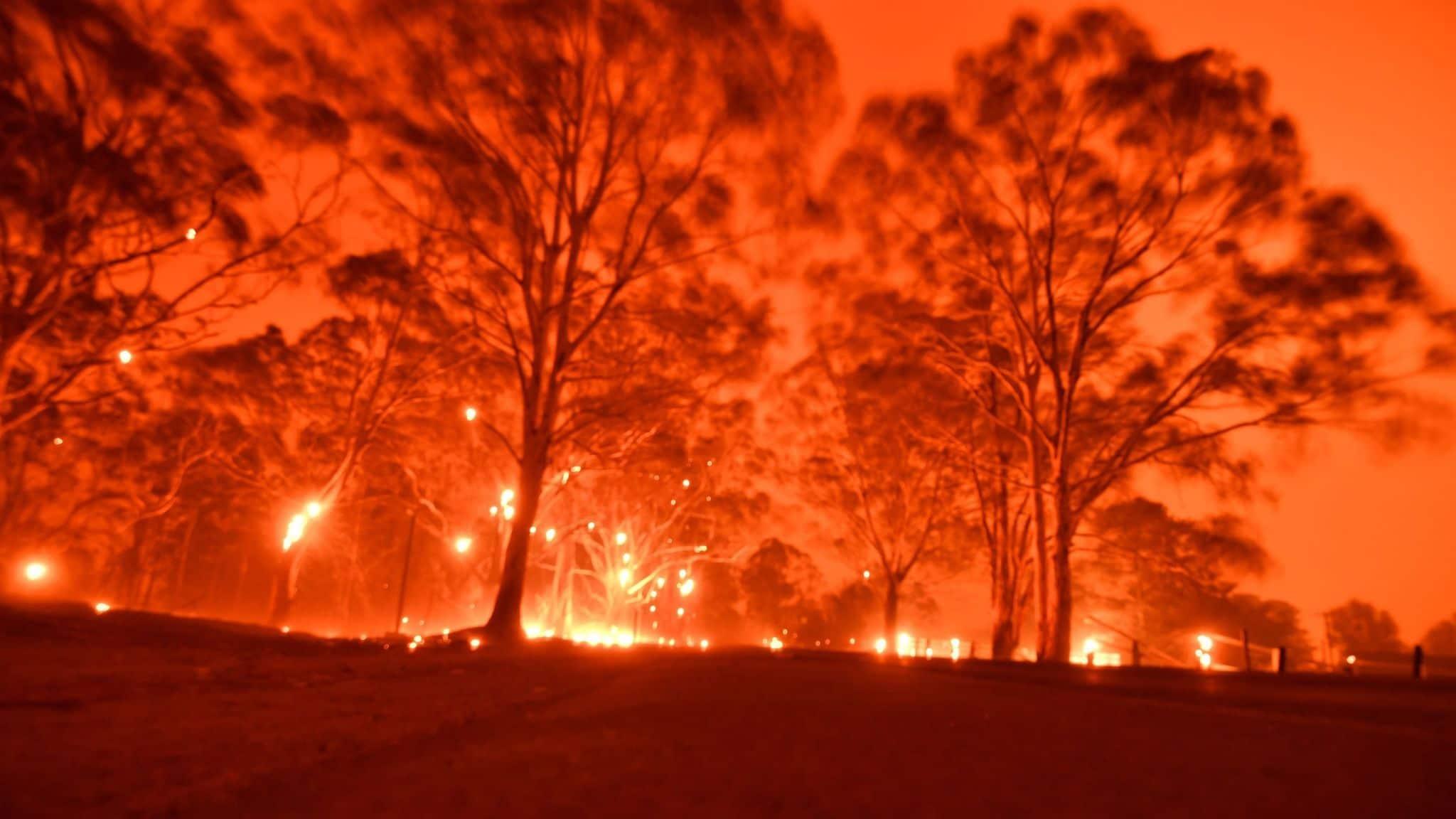 Klimaat protesten nemen toe in Australië.