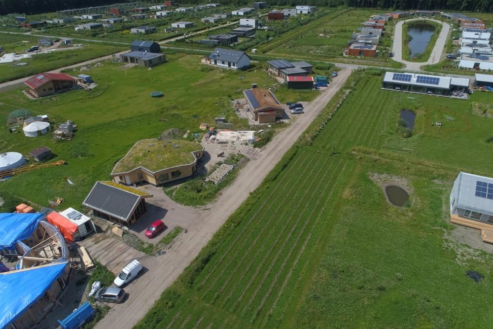 Almere Oosterwold: Gouden voorbeeld voor duurzaam wonen