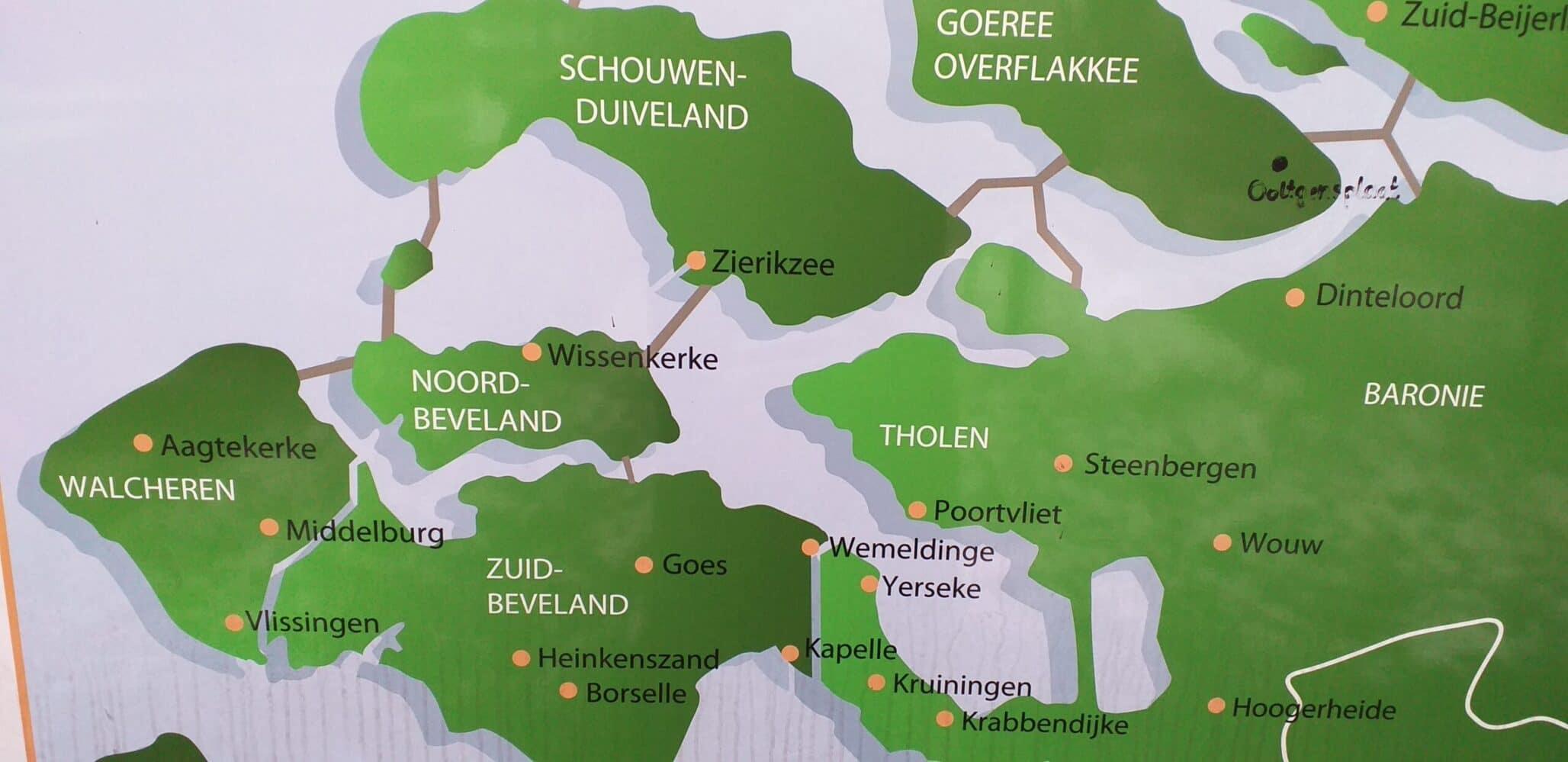 Voedselbos beginnen in Zeeland? Praat met de provincie Zeeland.