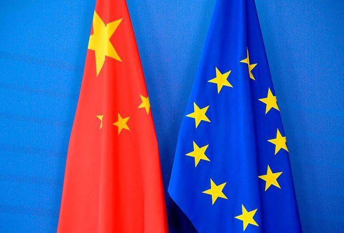 China mag van de EU verder gaan met dumpen van klimaat onvriendelijke weggooi artikelen