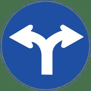 Link en rechts, west en oost, socialist en kapitalist als yin en yang werkend als twee-eenheid