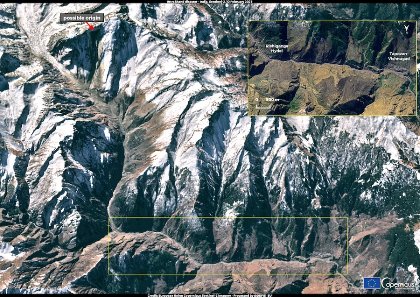 Gletsjers storten in door opwarming aarde