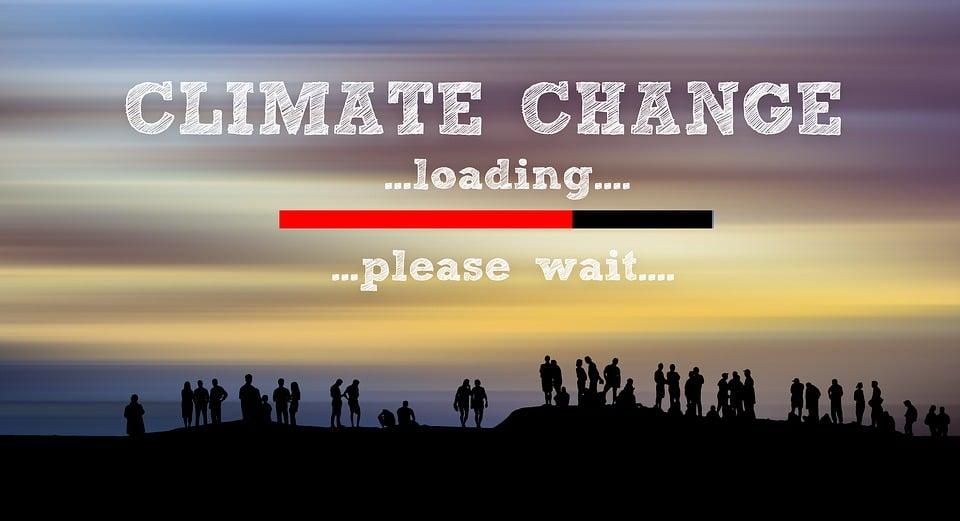Dit is nog maar een kleine klimaatramp. Politiek blijkt het verlengstuk te zijn van de fossiele sector.