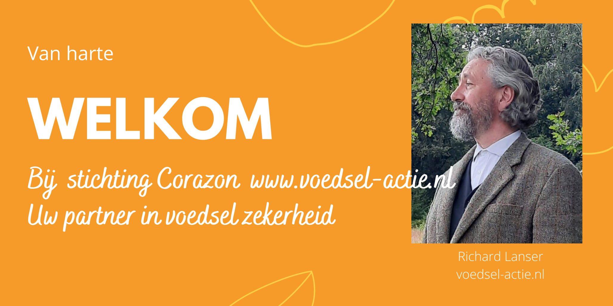Nieuwe voedsel-actie.nl website aanzet Corazon om mee te helpen voedselsysteem te transformeren